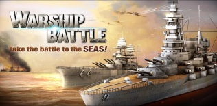 WARSHIP BATTLE: 3D Seconde Guerre mondiale
