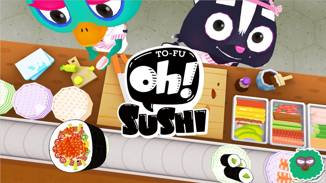 TO-FU Oh! SUSHI