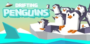 dérivant Penguins