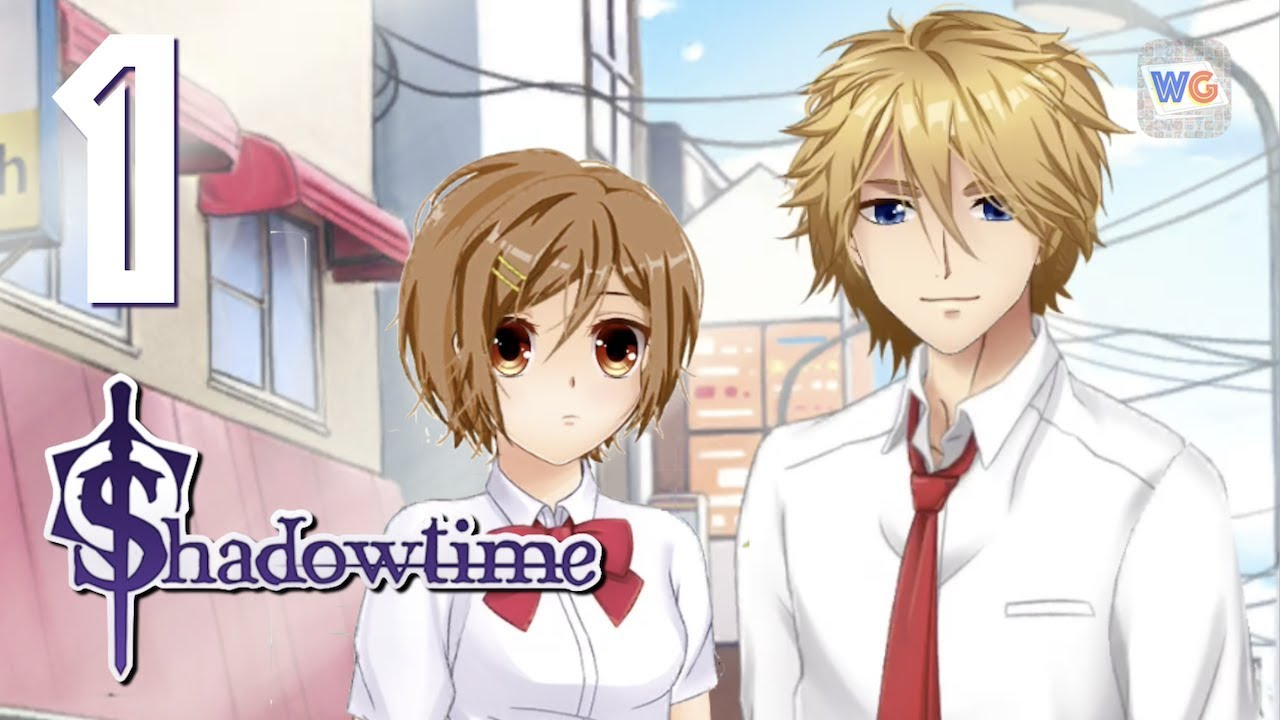 Anime Love Story Jeux: Shadowtime