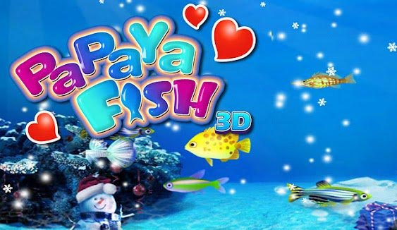 Papaya Fish 3D