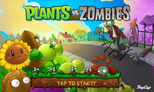 Down-charger un jeu Plantes contre Zombies androïde