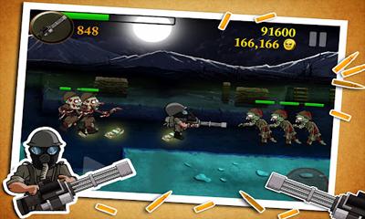 Down-charger un jeu Zombie tranchées Meilleur Jeu de guerre androïde
