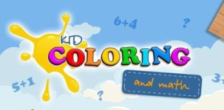 Enfants Coloration et Math