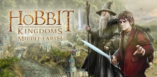Le Hobbit Kingdoms of Middle-Earth