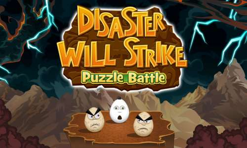 Disaster Will Strike 2: Bataille de Puzzle