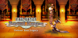 FINAL FANTASY enregistrement Keeper