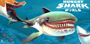 Hungry Shark mondiale