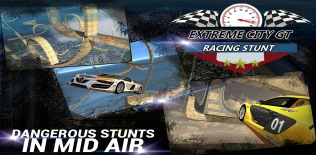 Extreme Ville GT Racing Stunts