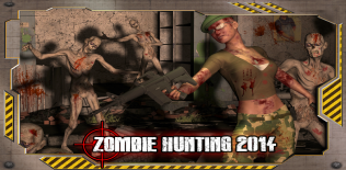 ZOMBIE HUNTING 2014