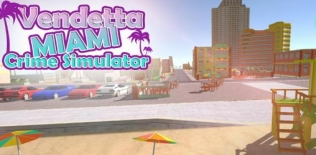 Vendetta Miami criminalité Simulator