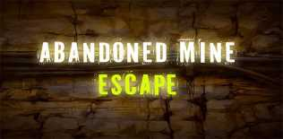 Mine abandonnée - Room Escape