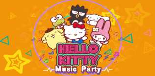 Bonjour Kitty Party Musique