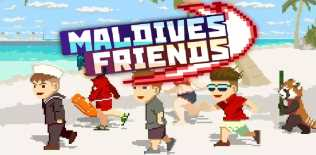 Maldives Amis: Pixel Flappy Fighter