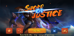 Épée de Justice & slash pirater