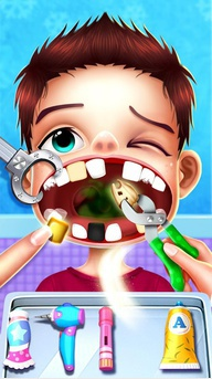 Dentiste folle