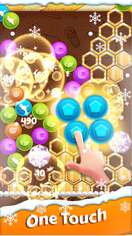 Toon Collapse Blast: Puzzles de physique