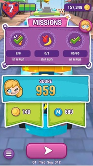 LEGO® Friends: Rush de Heartlake