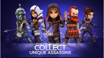 Assassin 's Creed: Rebellion