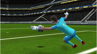 Freekick Football EUROPA Ligue 18