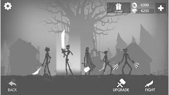 Stickman Run: Aventure d'ombre