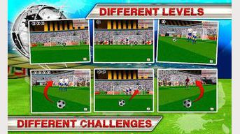Coup Flick Soccer Football HD