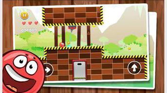 Nouvelle aventure Red Ball - Ball Bounce Game