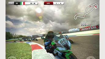 Jeu SBK16 mobile officiel