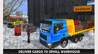 Uphill Truck Extreme Pilote