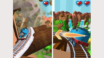 Thomas & Friends: Pistes magiques