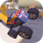 Monster truck cascadeur 3D